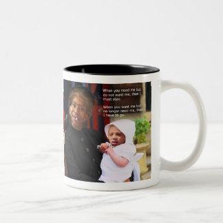 Daddy McPhee Black 11 oz Two-Tone Mug