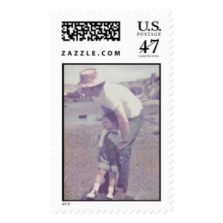 Daddy & me! postage