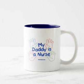 Daddy Nurse Hands Mugs