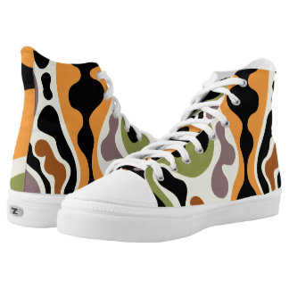 Daddy O #2 High-Top Sneakers