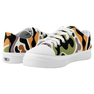 daddy O #2 Printed Shoes
