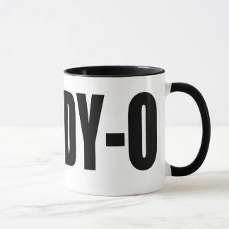 Daddy-O Hipster Dad Mug