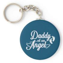 Daddy of an Angel Keychain