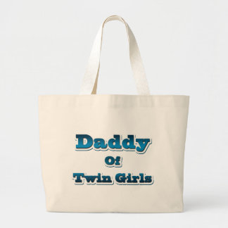 Daddy of Twin GIrls Bags