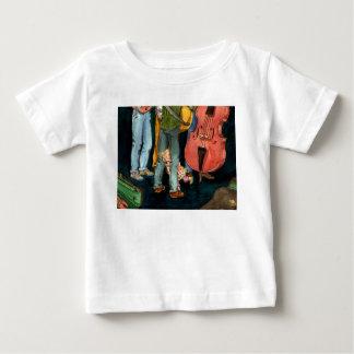 Daddy Plays Bluegrass Infant T-shirt