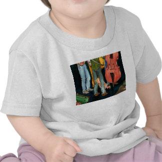 Daddy Plays Bluegrass Tshirts
