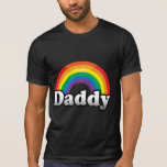 DADDY PRIDE TEE SHIRTS