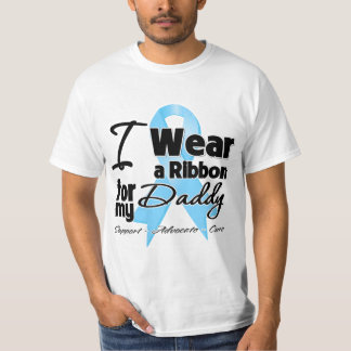 Daddy - Prostate Cancer Ribbon T-Shirt