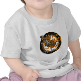 Daddy Races Motocross T-shirts