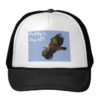 daddy´s day off trucker hats