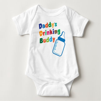 Daddy's Drinking Buddy T-shirts