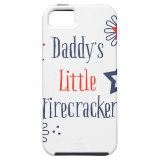"Daddy""s Little Firecracker iPhone SE/5/5s Case"