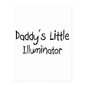 Daddy s Little Illuminator Post Cards