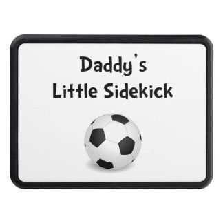 Daddy�s Sidekick Soccer Hitch Cover
