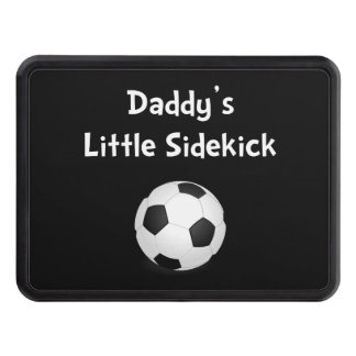 Daddy�s Sidekick Soccer Trailer Hitch Cover