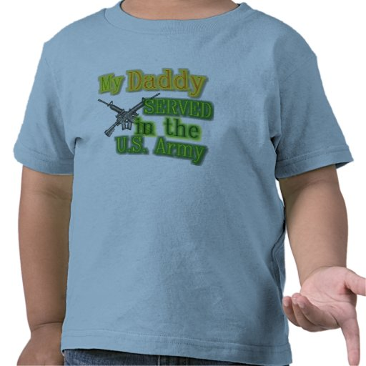 Daddy Served T Shirt