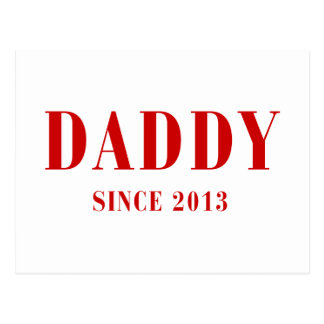 daddy-since-2013-bod-burg png postales