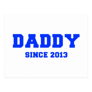 daddy-since-2013-fresh-blue png tarjetas postales