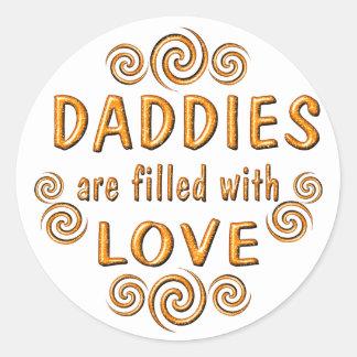 Daddy Stickers