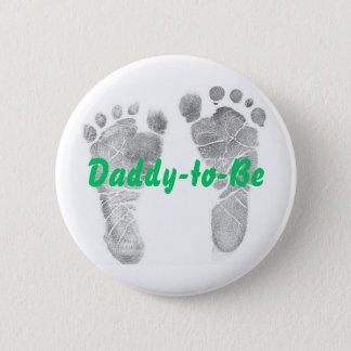 Daddy-to-Be Pinback Button