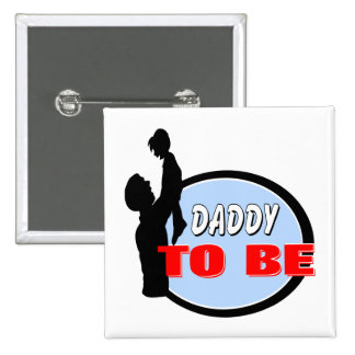Daddy To Be Pinback Button
