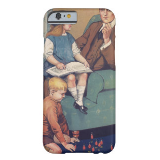Daddy, what did YOU do in the_Propaganda Poster Barely There iPhone 6 Case