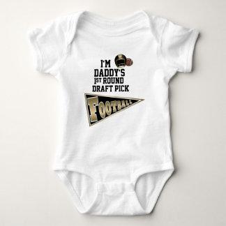 Daddy's - Baby Jersey Bodysuit