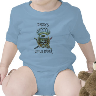 Daddy's Baker Onsie Shirts