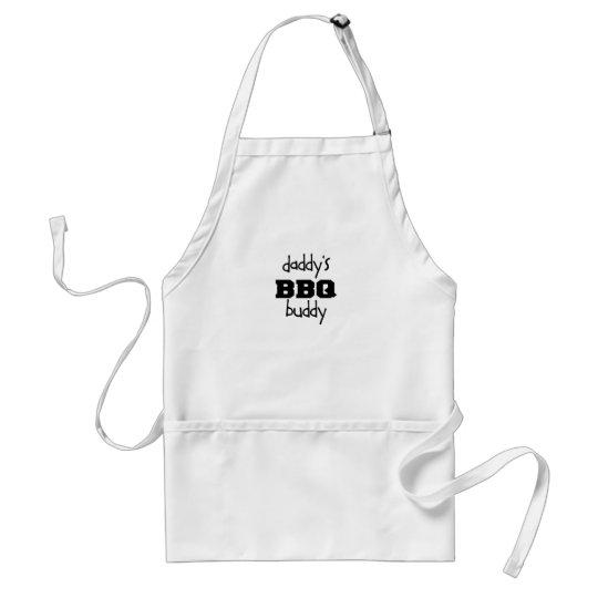 Daddy's BBQ Buddy Adult Apron
