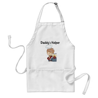 Daddy's BBQ Helper Adult Apron