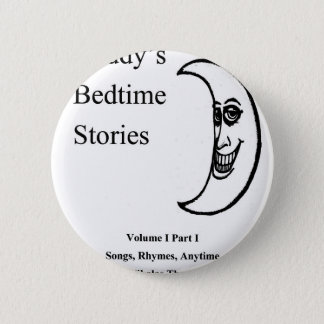 Daddys Bedtime Stories Amazon.com Kindle Ebooks Pinback Button