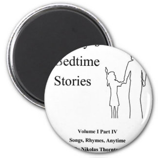 Daddys Bedtime Stories Magnet