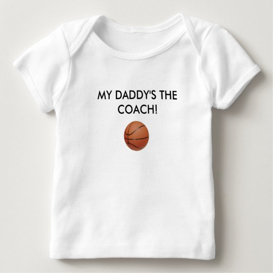 DADDY'S BOY BABY T-Shirt
