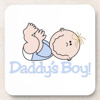 Daddys Boy! Beverage Coaster