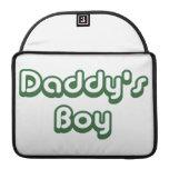 Daddy's Boy MacBook Pro Sleeves