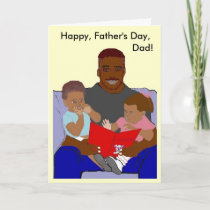 Daddy's Bundles Father Day Card