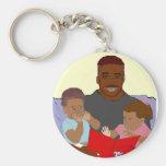 Daddy's Bundles Keychain