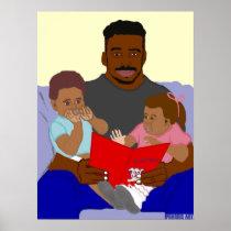 Daddy's Bundles Print