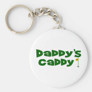 Daddy's Caddy 2 Keychain