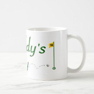 Daddy's Caddy 3 Coffee Mug