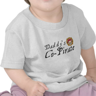 Daddy's Co-Pirate T Shirts