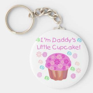Daddy's Cupcake Key Chain