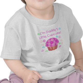 Daddy's Cupcake Tshirts