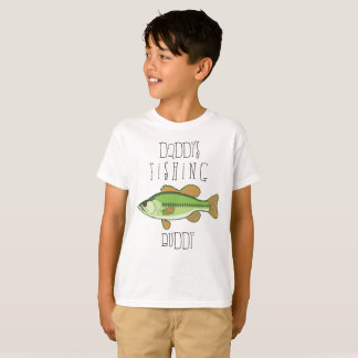 Daddy's (Customize) Fishing Buddy Bass Shirt