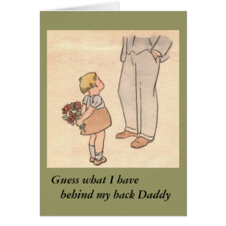 Daddy's Day Card