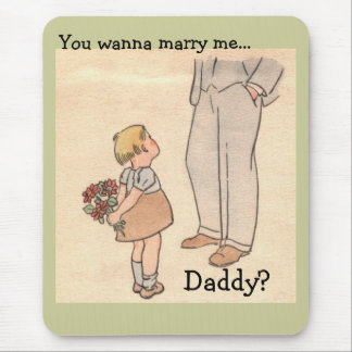 Daddy's Day Mouse Pad