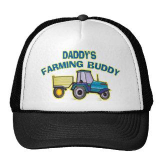 Daddy's Farming Buddy Trucker Hat