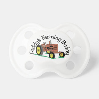 Daddys Farming Buddy Pacifier