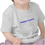 Daddy's Favorite Front Tees