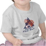 Daddy's First Mate Sailor Shirts